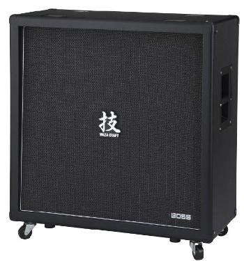 boss waza 412 4x12 speaker cabinet. Black Bedroom Furniture Sets. Home Design Ideas