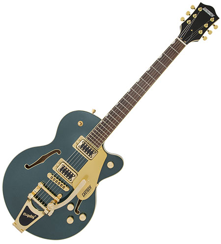 gretsch g5655tg electromatic center block jr electric guitar cadillac green. Black Bedroom Furniture Sets. Home Design Ideas