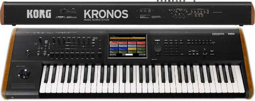Korg KRONOS 2 - 61 Note Music Workstation - B-Stock