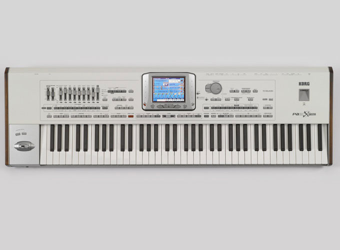 Yamaha Tyros3 alternative model is Korg PA2X