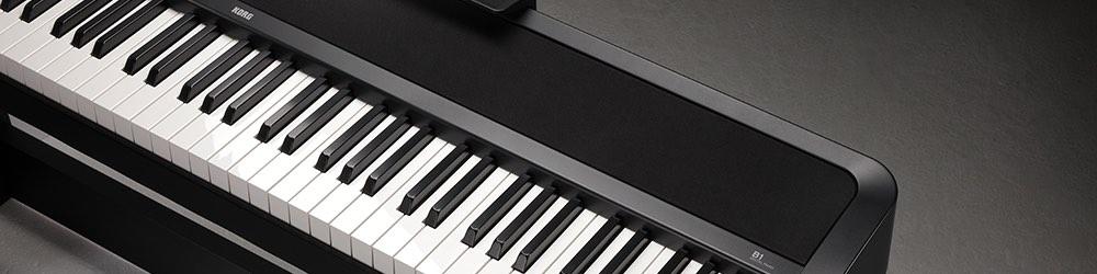 korg b1sp digital piano black. Black Bedroom Furniture Sets. Home Design Ideas