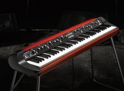 korg sv1 73 note vintage stage piano. Black Bedroom Furniture Sets. Home Design Ideas