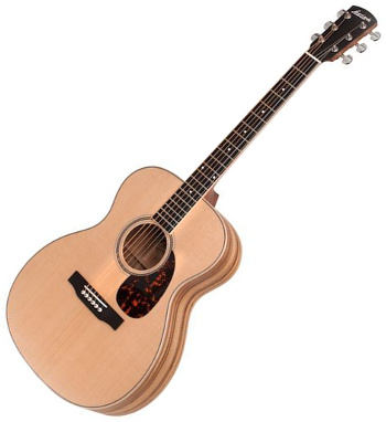 Larrivee D-03Z Zebrano Acoustic Guitar