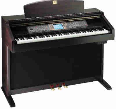 Yamaha cvp205 digital piano for Yamaha clavinova cvp 705