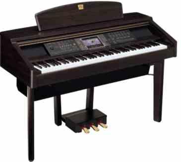 Yamaha cvp208 digital piano for Yamaha clavinova clp 950 price