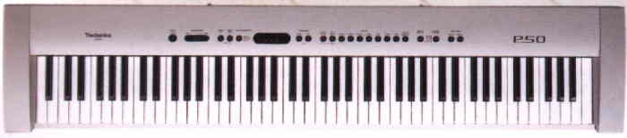 P50 digital piano