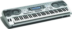 Casio WK3500 keyboard