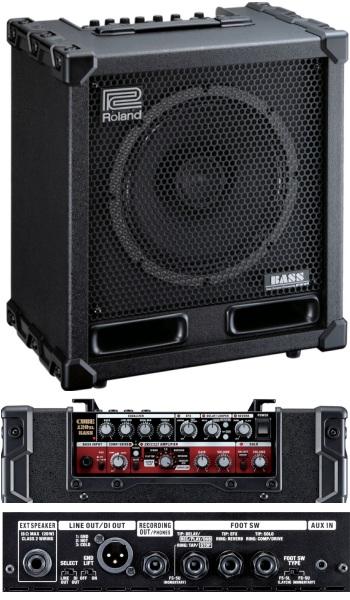 roland cube 120xl bass amplifier a c hamilton blackpool rd preston. Black Bedroom Furniture Sets. Home Design Ideas