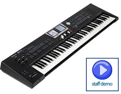 Roland E80 current model is Roland BK9 Professional Arranger Backing Keyboard