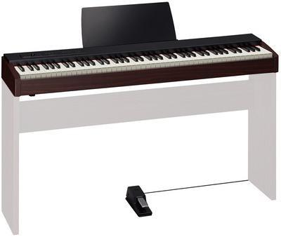 yamaha p35 black digital piano. Black Bedroom Furniture Sets. Home Design Ideas