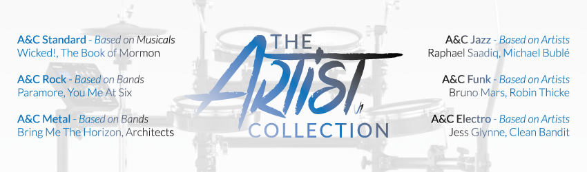 The Artist Collection for TD-25