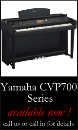 Brand New Yamaha CVP 701 CVP 705 and CVP 709 just launched
