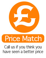 Price Match Policy - We will try and match or better a price so you get the very best deal.