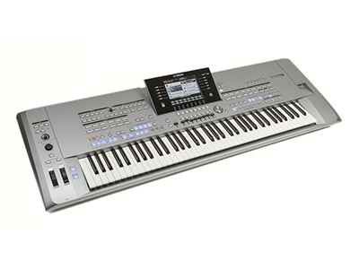 Yamaha tyros5 76 note keyboard pre owned for Yamaha tyros 5