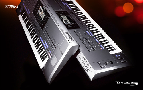 Yamaha Tyros3 is discontinued the current equivalent is Yamaha Tyros 5