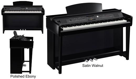 Yamaha cvp307 clavinova digital piano clavinova cvp307 for Yamaha clavinova clp 950 price
