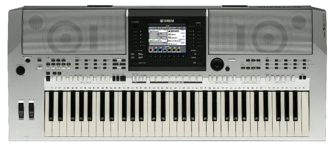 Yamaha psrs900 keyboard secondhand for Yamaha professional keyboard price