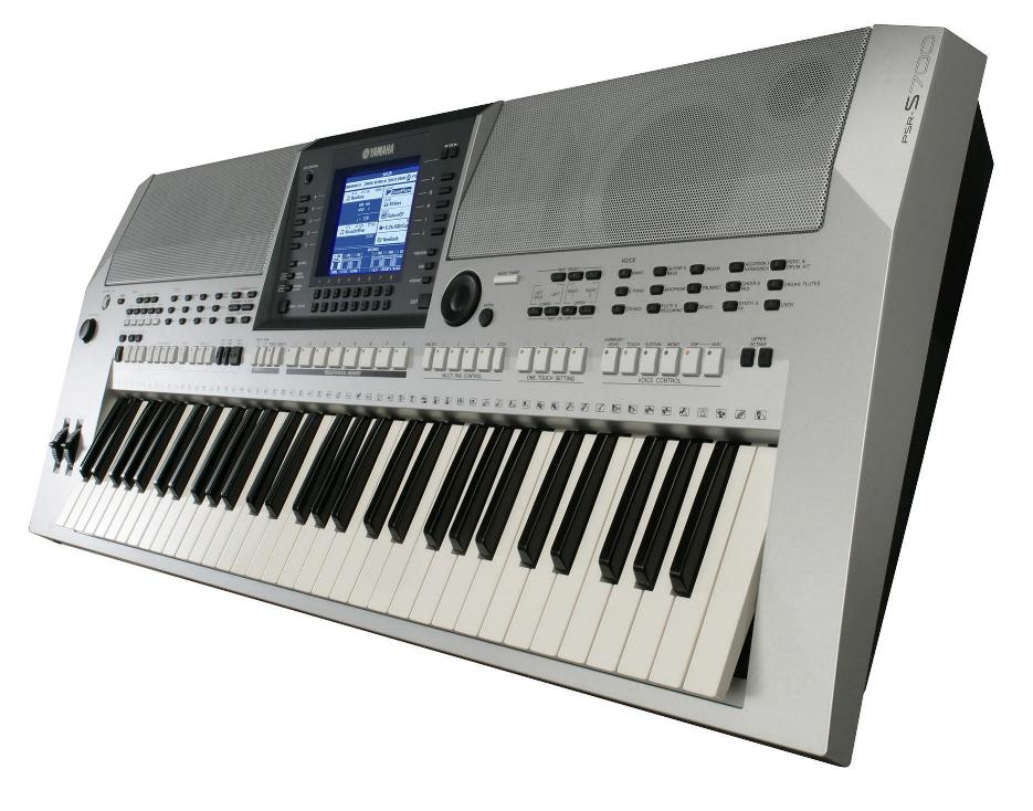 Yamaha PSRS700 Keyboard Secondhand at A&C Hamilton