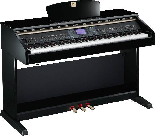 Yamaha cvp501 clavinova digital piano for sale for Used yamaha clavinova cvp for sale