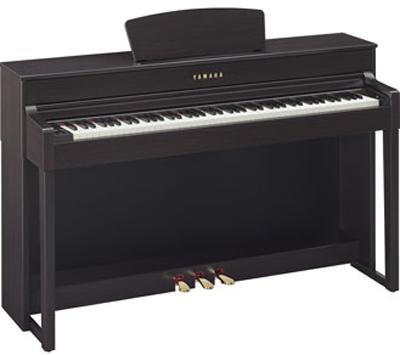 yamaha clavinova clp 545 digital piano rosewood. Black Bedroom Furniture Sets. Home Design Ideas