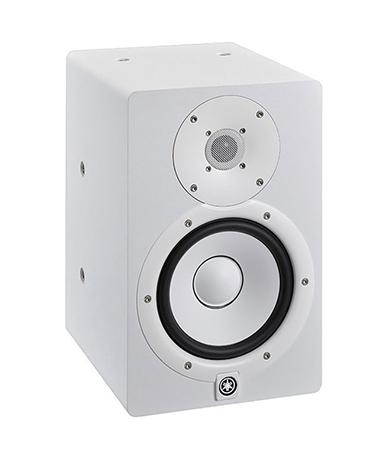 yamaha hs7iw studio monitor speaker white refurbished. Black Bedroom Furniture Sets. Home Design Ideas