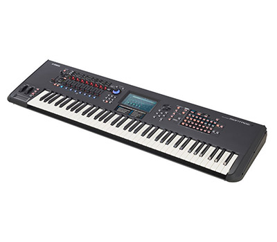yamaha montage 7 76 note synthesizer. Black Bedroom Furniture Sets. Home Design Ideas