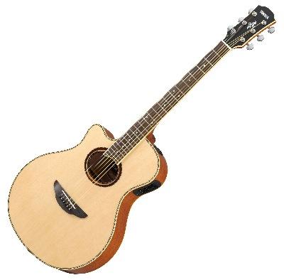 yamaha apx700iil left handed electro acoustic guitar natural. Black Bedroom Furniture Sets. Home Design Ideas