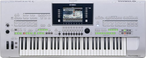 Yamaha Tyros  Manual